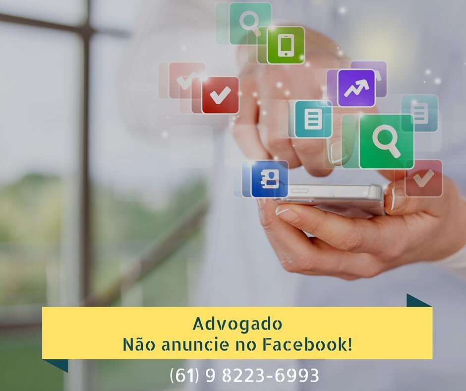 marekting juridico no Facebook